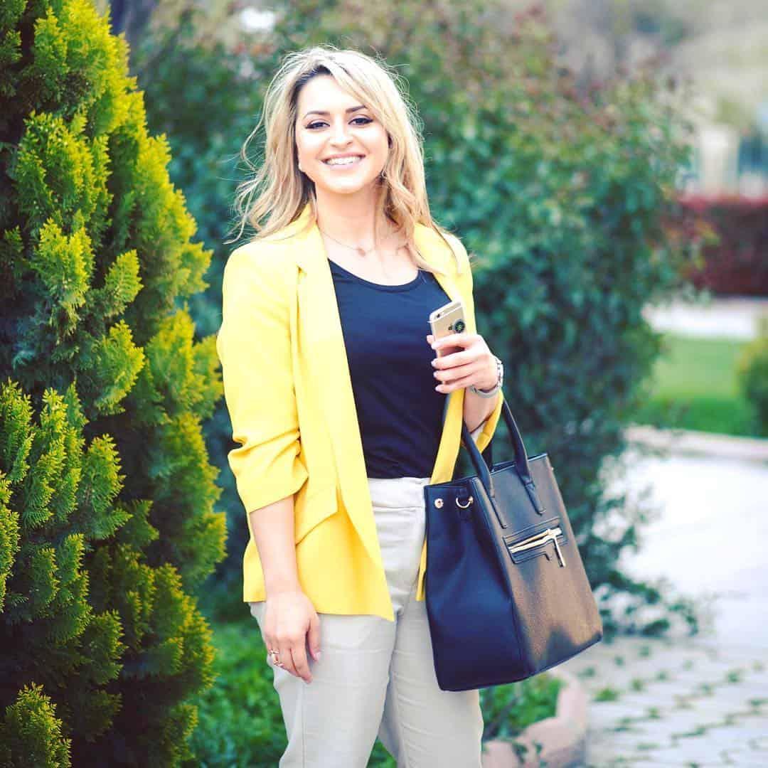 Meet Lena Kay - A Bright Spark In The Dark